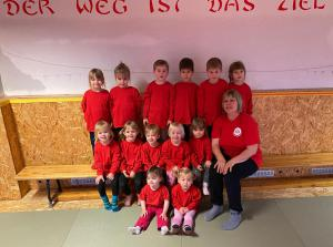 Gruppe Kinder - 2019