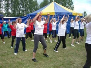 Sommerfest Vogelsdorf 2011