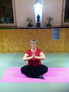 Yogainstructor Bianka